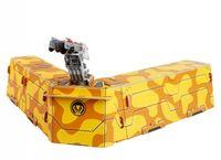 """Сборная модель из картона """"Стеновые модули. Фортификационный модуль"""""""