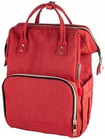 """Рюкзак для мамы """"Lady Mum"""" (красный)"""