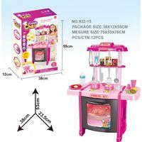 """Игровой набор """"Детская кухня"""" (со световыми и звуковыми эффектами; арт. 922-15)"""