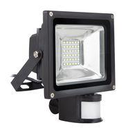 Прожектор садовый светодиодный LED FL Sensor 50W/6500K/65