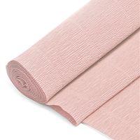 Бумага гофрированная (50х200 см; бело-розовая; арт. DV-2926)