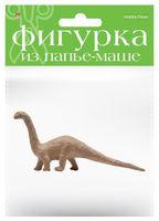 "Заготовка из папье-маше ""Динозавр. Брахиозавр"" (45х205х100 мм)"