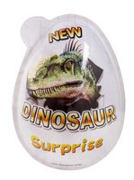 """Яйцо шоколадное """"Динозавры"""" (15 г)"""