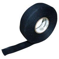 Лента хоккейная для крюка (36 мм; 25 м; чёрная)