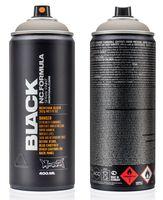 """Краска аэрозольная """"Black. Lenox"""" (серая; 400 мл)"""