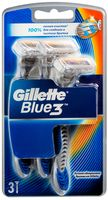 Станок для бритья одноразовый Gillette BLUE 3 (3 шт)