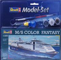 """Паром """"M/S Color Fantasy"""" (масштаб: 1/1200)"""