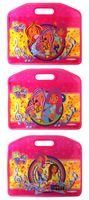 """Портфель на молнии с ручками """"Music Girls"""" (А4; цвет: ассорти; арт. DV-2704-02)"""