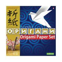 """Набор бумаги для оригами """"Круги и спирали"""" (А4; 24 листа)"""
