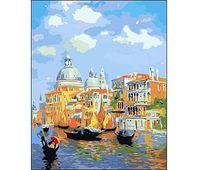 """Картина по номерам """"Венеция"""" (400x500 мм)"""