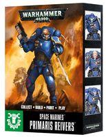Warhammer 40.000. Space Marines. Primaris Reivers (48-66)