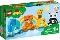 """LEGO Duplo """"Поезд для животных"""""""