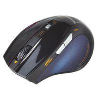 Оптическая беспроводная мышь E-Blue Fresco Pro (Black)
