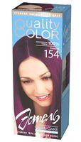 """Гель-краска для волос """"Эстель. Quality Color"""" (тон: 154, божоле)"""