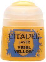 """Краска акриловая """"Citadel Layer"""" (yriel yellow; 12 мл)"""