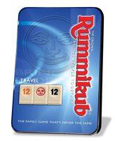 Руммикуб (Компактная версия в металлической коробке)
