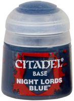 "Краска акриловая ""Citadel Base"" (night lords blue; 12 мл)"