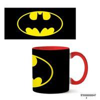 """Кружка """"Бэтмен из вселенной DC"""" (арт. 047, красная)"""