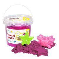 """Набор для лепки из песка """"Умный песок розовый"""" (1 кг)"""