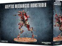 Warhammer 40.000. Adeptus Mechanicus. Ironstrider (59-12)