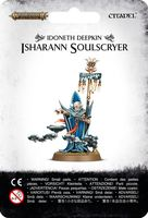 Warhammer Age of Sigmar. Idoneth Deepkin. Isharann Soulscryer (87-26)