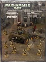 "Набор миниатюр ""Warhammer 40.000. Special Edition: Astra Militarum Cadians & Chimera"" (40-97)"