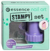 """Подарочный набор для дизайна ногтей со штампом """"Nail art stampy set"""""""