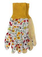 Перчатки текстильные для садовых работ (1 пара; арт. 0751095F)