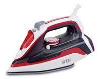 Утюг Sinbo SSI 2898 (красно-белый)