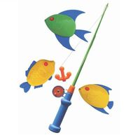 """Игровой набор """"Моя первая рыбалка"""""""