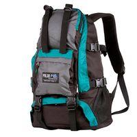 Рюкзак П956 (16 л; чёрно-голубой)