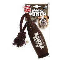 """Игрушка для собак с пищалкой """"Боксерская груша"""" (15 см)"""