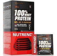"""Протеин """"100% Whey Protein"""" (20х30 г; шоколад-какао)"""