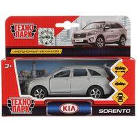 "Модель машины ""Kia. Sorento Prime"" (арт. SB-17-75-KS-N(SL)-WB)"