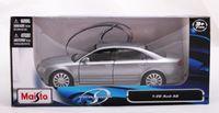 """Модель машины """"Audi A8"""" (масштаб: 1/26)"""