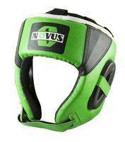 Шлем боксёрский (XL; зелёный; арт. LTB-16321)