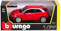 """Модель машины """"Bburago. Audi A1"""" (масштаб: 1/24)"""