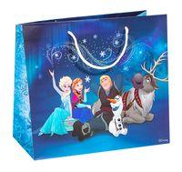 """Подарочный пакет """"Холодное Сердце: Сияние"""" (32,4x26x12,7 см)"""