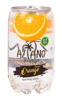 """Напиток газированный """"Aziano. Апельсин"""" (350 мл)"""