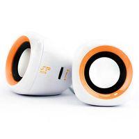 Портативные колонки Enzatec SP 303 (Orange)