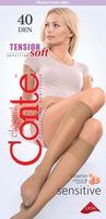 """Гольфы женские полиамидные """"Conte. Tension soft 40"""""""