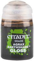 "Краска акриловая ""Citadel Shade"" (agrax earthshade gloss; 24 мл)"