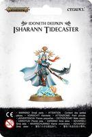 Warhammer Age of Sigmar. Idoneth Deepkin. Isharann Tidecaster (87-27)