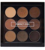 """Палетка теней для век """"Perfect Eyes Mood Eye Palette"""" тон: 01"""