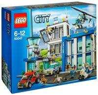 """LEGO City """"Полицейский участок"""""""