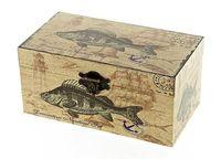 Шкатулка деревянная (24*16*11,5 см, арт. 7790171)