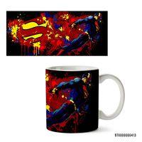 """Кружка """"Супермэн из вселенной DC"""" (арт. 413)"""