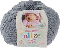 "Пряжа ""ALIZE. Baby Wool №119"" (50 г; 165 м)"