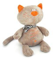 """Мягкая игрушка """"Кот Батон серый"""" (40 см)"""