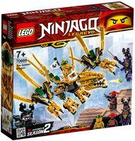 "LEGO Ninjago ""Золотой Дракон"""